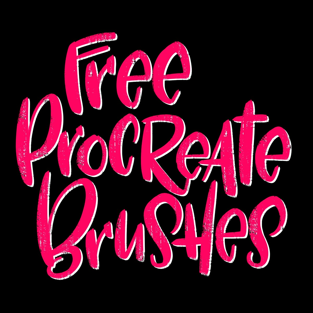 free procreate brushes download